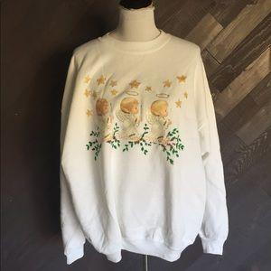 Vintage Angel Sweatshirt 😇 😇 😇